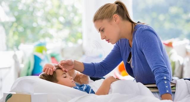 Рвота, понос и температура 37-38 у ребенка