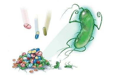 Уничтожение бактерий