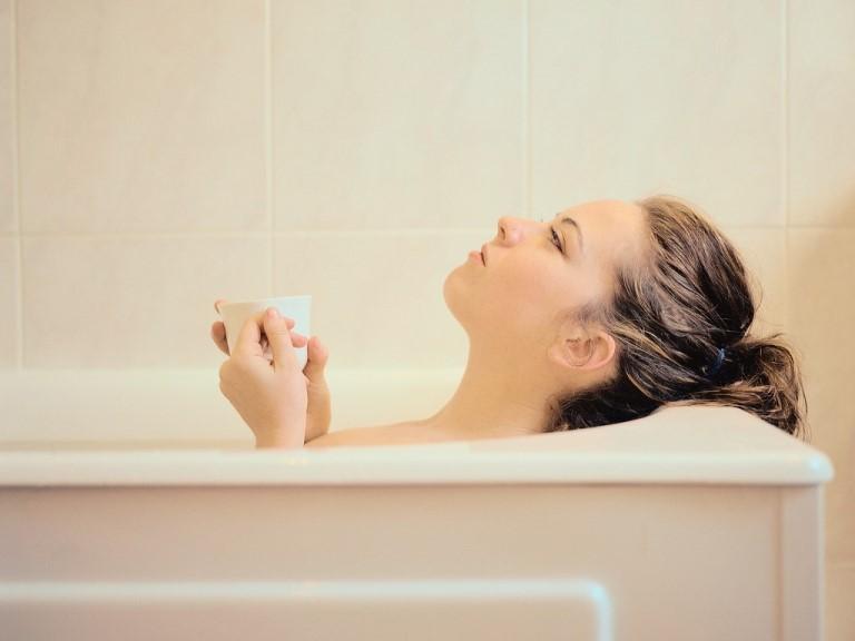 теплая ванна при воспалении мочевого пузыря