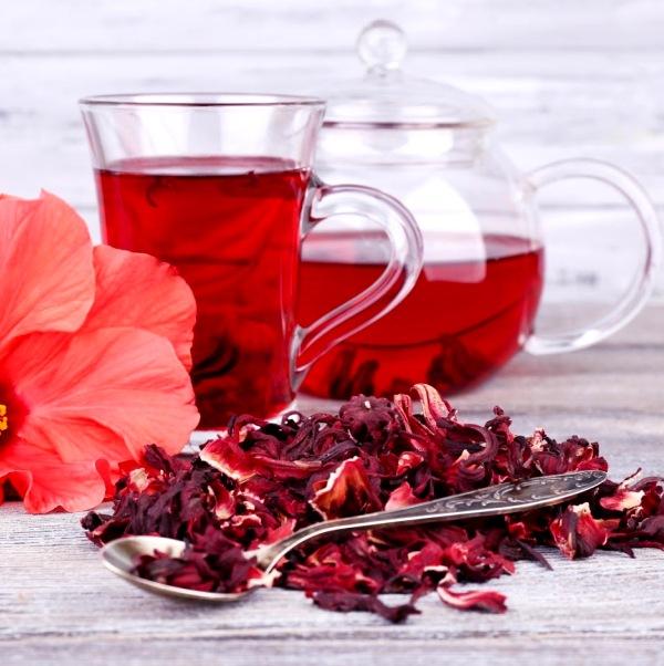чай каркаде для похудения