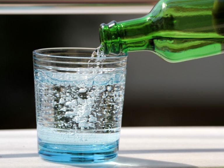 Минеральная вода при цистите