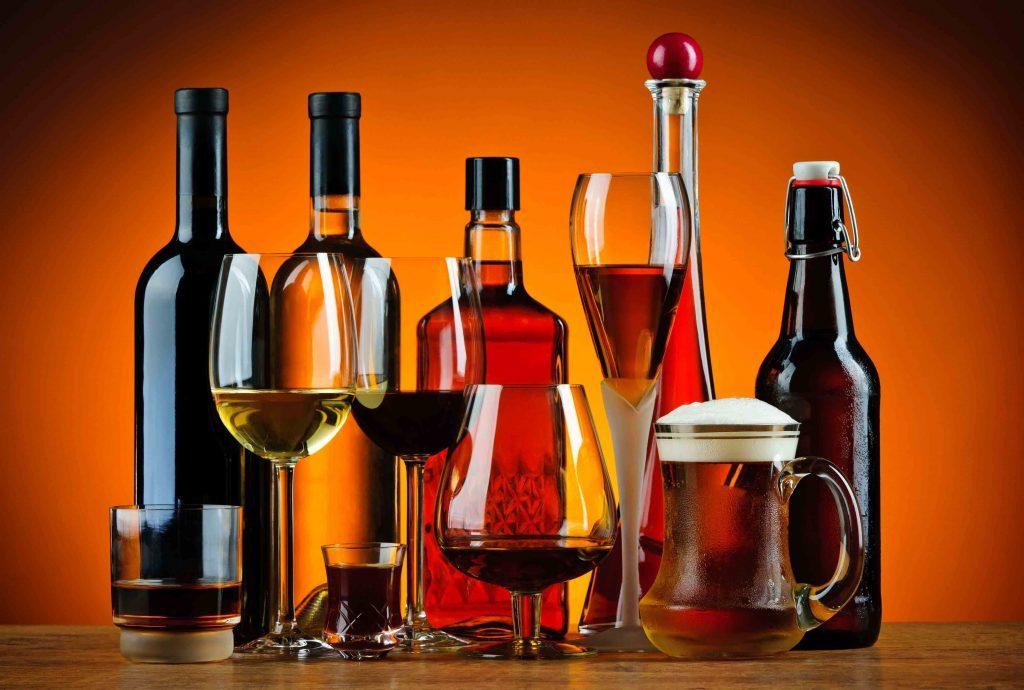 Классификация спиртовых напитков по крепости