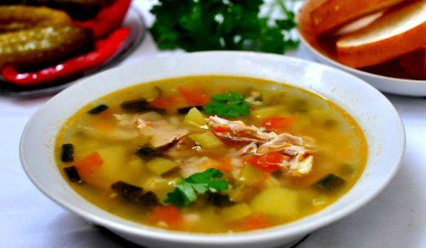 Суп фламандский: пошаговый рецепт