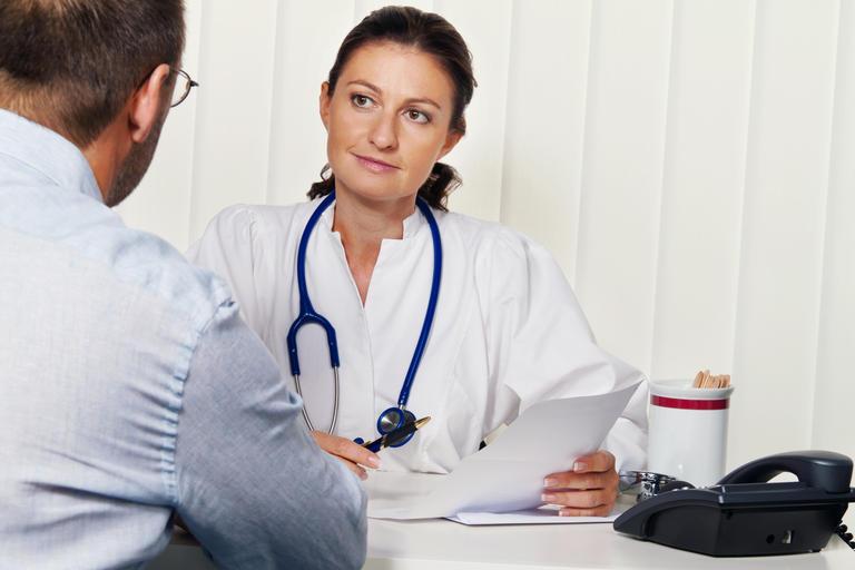 Регулярно проходите осмотры у врача