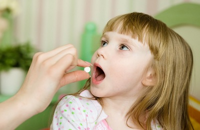 Таблетка для ребенка