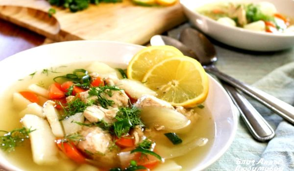 Как приготовить рыбную солянку?