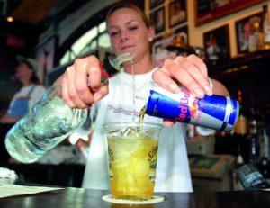 Энергетики на основе алкоголя