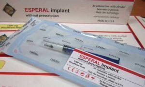эспераль имплант