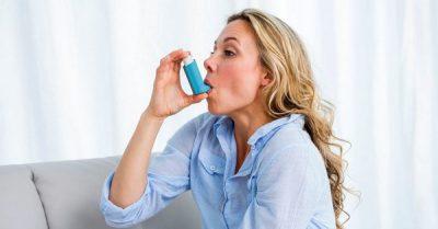 Одышка при астме