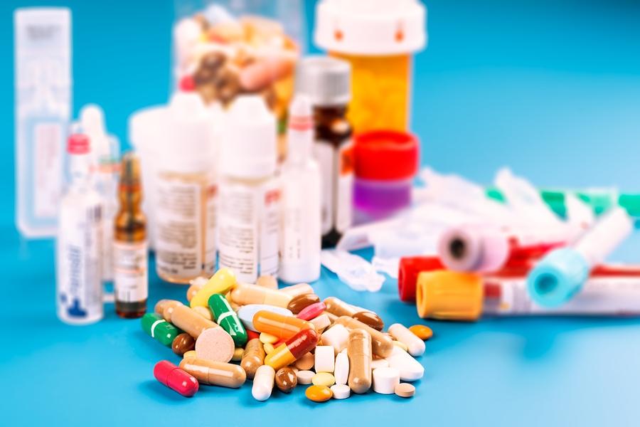Химиотерапевтические препараты и антибиотики