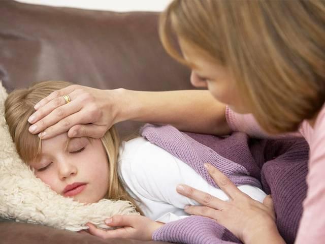 Ротавирусная инфекция у детей