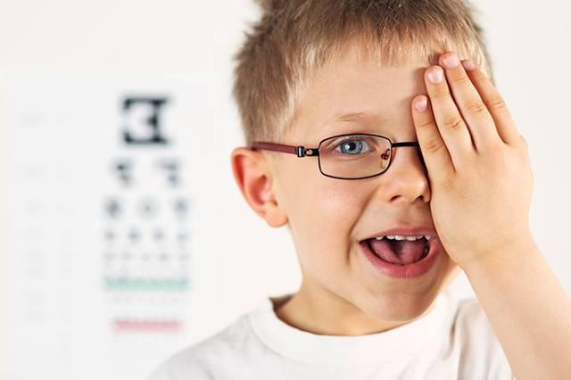 Гиперметропия у детей (дальнозоркость)