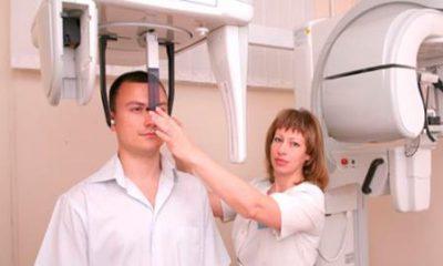 Исследование носа