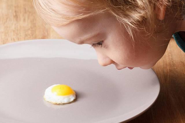 Аллергия на куриные яйца у ребенка