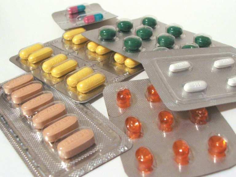 препараты от цистита у женщин список