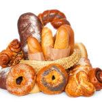 Свежие хлебобулочные