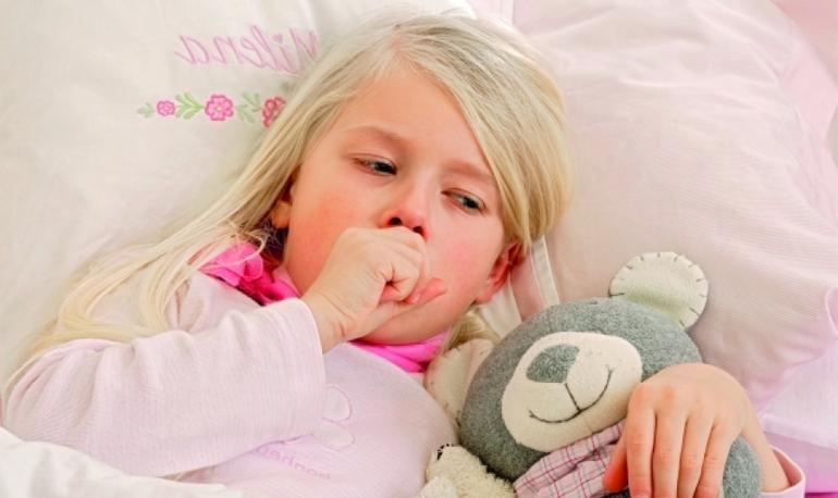 Cильный сухой кашель у ребенка без температуры