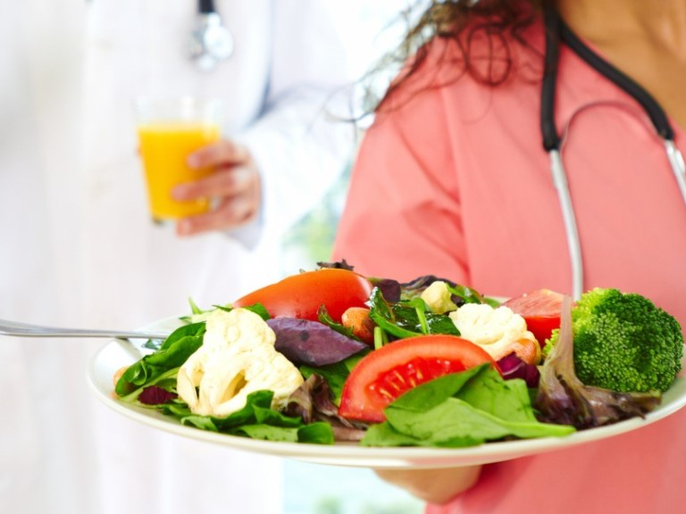 Рацион питания при цистите