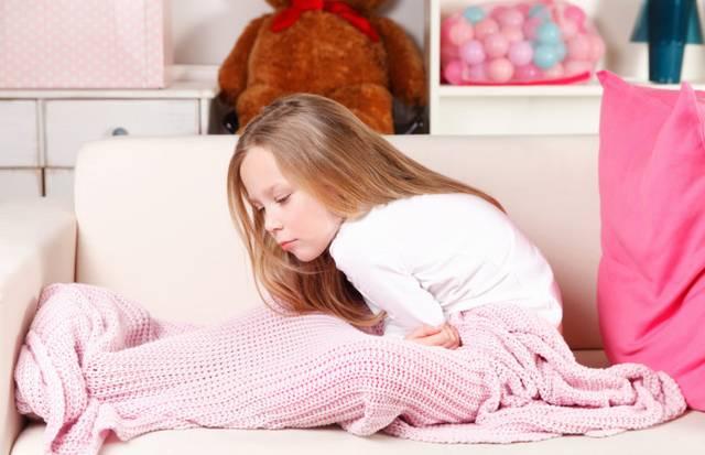 Гастроэзофагеальный рефлюкс у детей