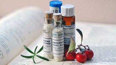 Гомеопатические капли