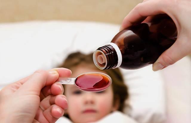 Эффективное средство от кашля для детей