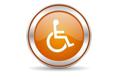 Значок инвалидности