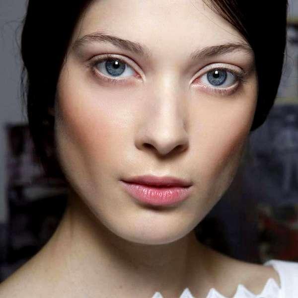 как сделать макияж нюд