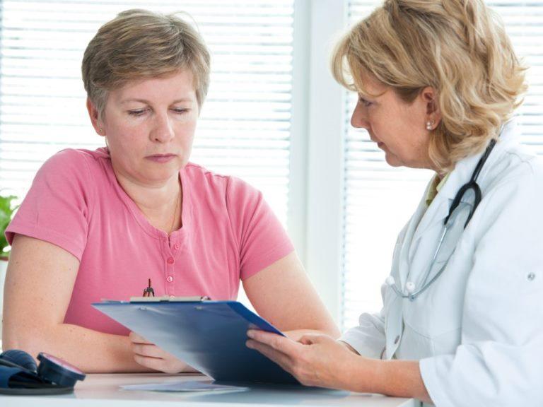 Цистит при менопаузе лечение