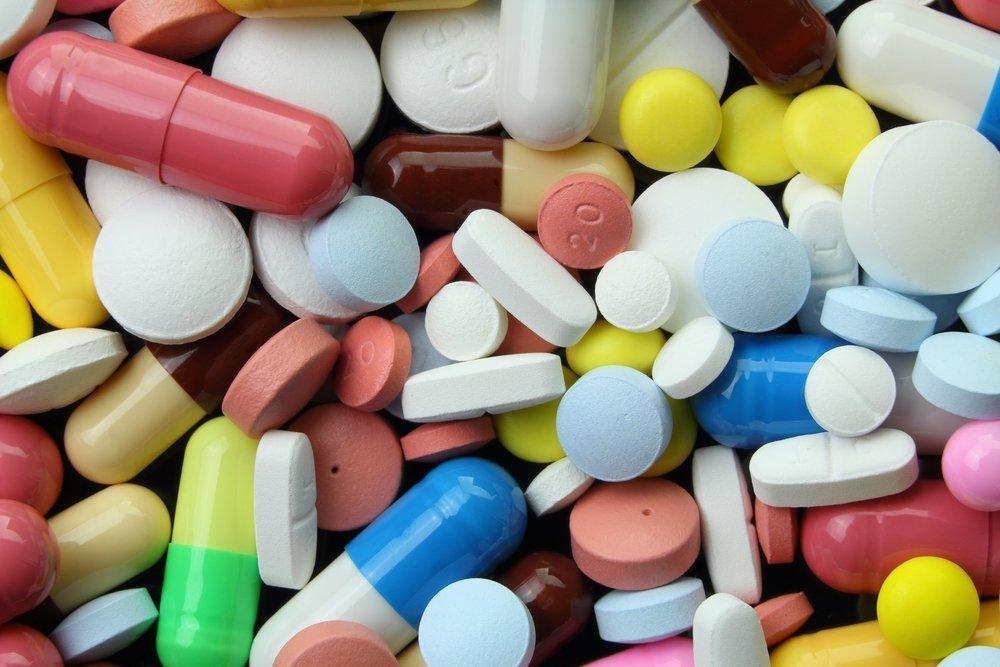Противогельминтные медикаменты