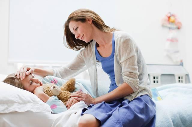 У ребенка температура 38, без симптомов советы Комаровского
