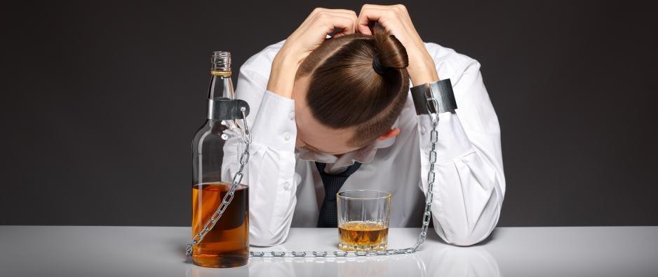 Опасность алкогольной зависимости
