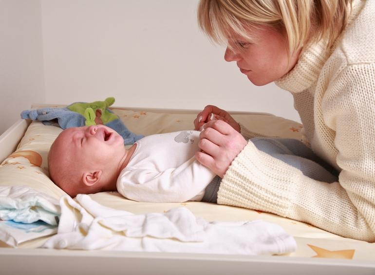 Причины и лечение запора у новорожденного при грудном вскармливании