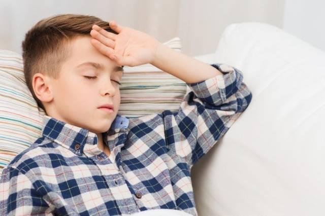 Вирусный менингит у детей