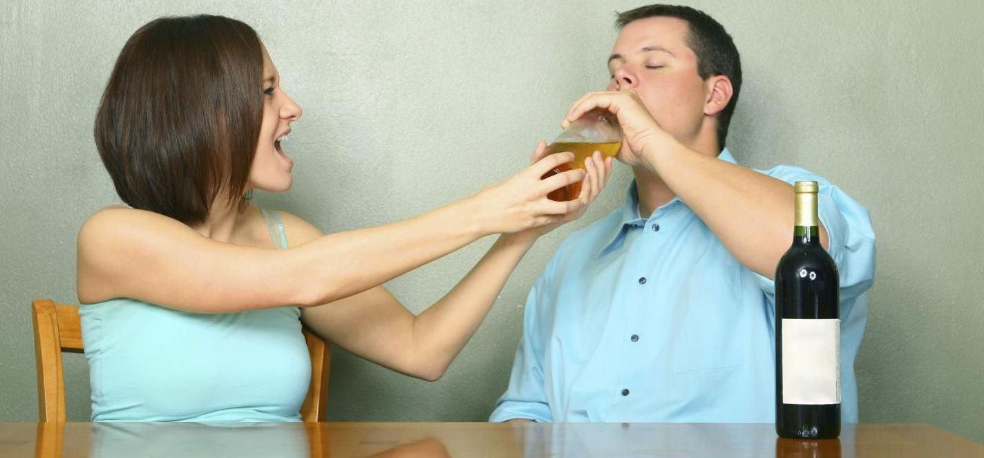 Как вычислить алкоголика