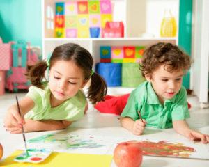 Посещение детского сада исключается