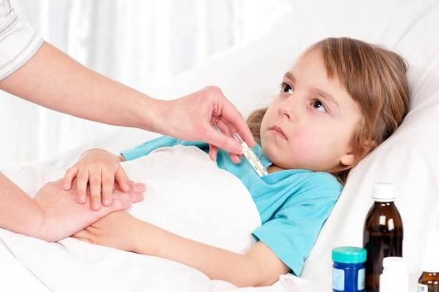 Озноб у ребенка при температуре, что делать?
