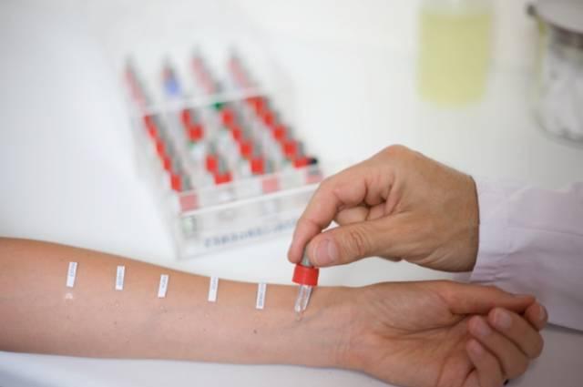 Анализы на аллергены у ребенка