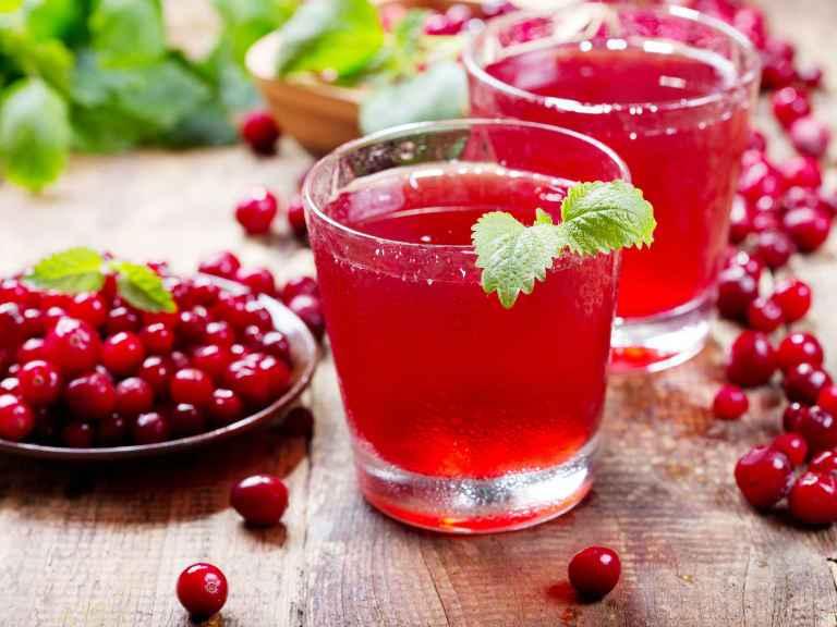 клюквенный сок при цистите