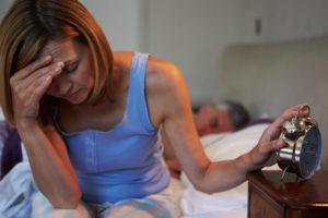 Ухудшение качества сна