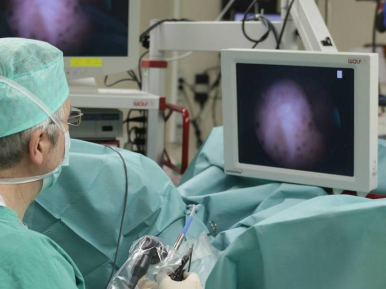 цистит после операции лечение