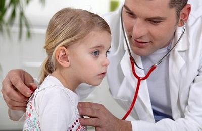 Прослушивание врачем