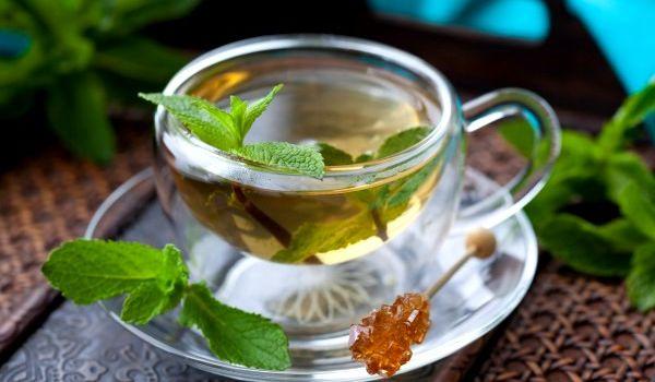 Мятный чай по-маррокански