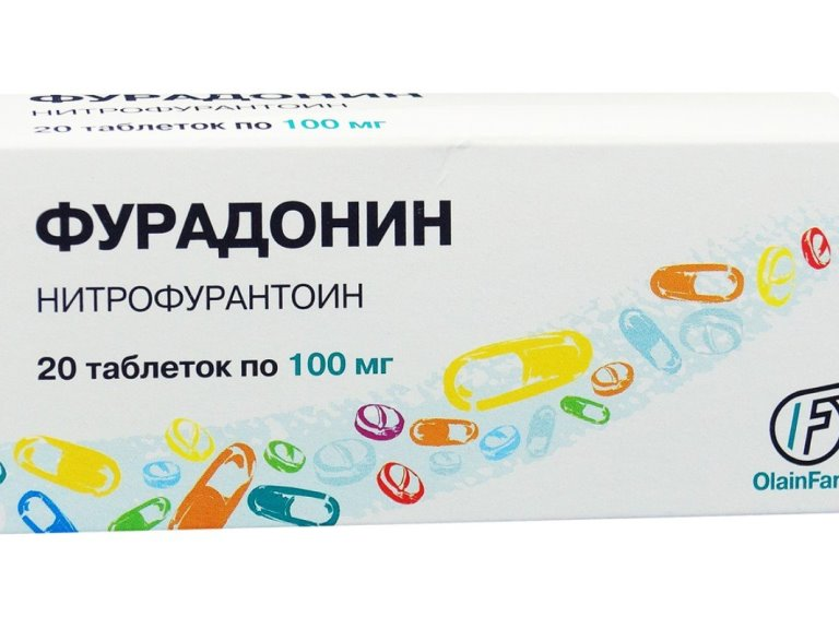 Желтые таблетки от цистита
