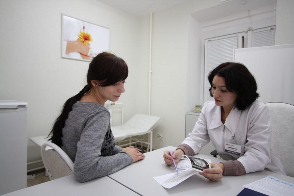 Посещения врача