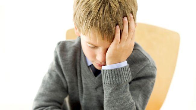 Высокая утомляемость ребенка