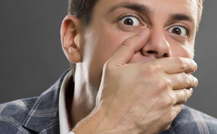 Как эффективно убить запах перегара от алкоголя