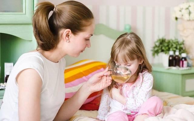 Питание ребенка при ротавирусной инфекции