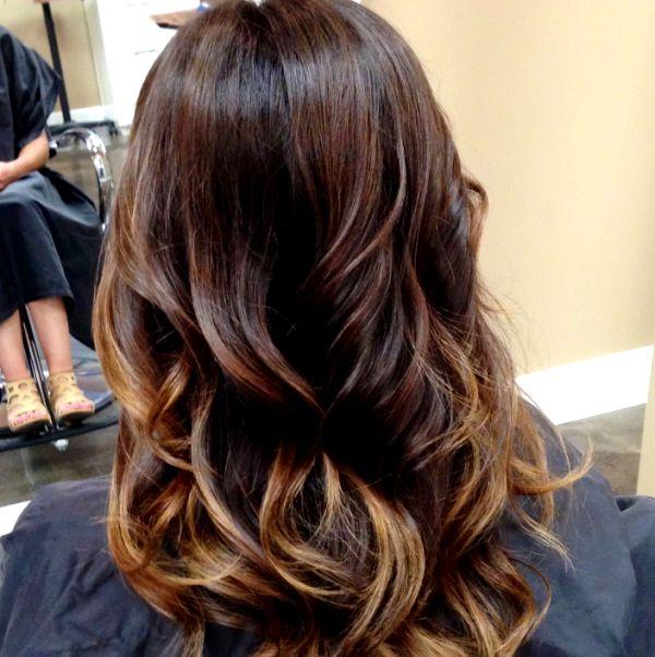 Фото волос после ламинирования