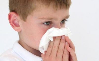 Вытирать нос