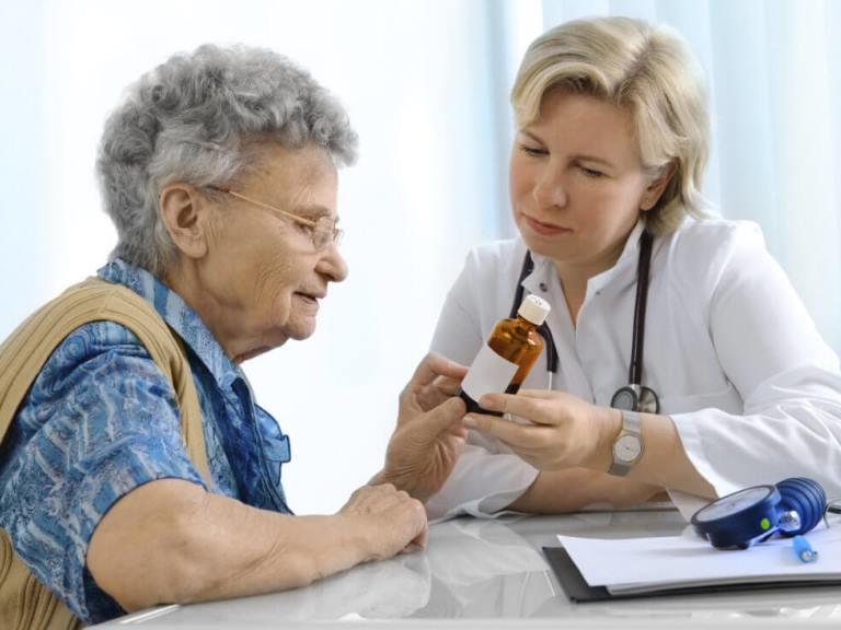 Цистит у пожилых женщин лечение